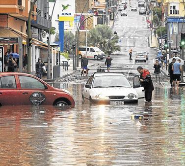 ¿Que hacer ante una inundación?