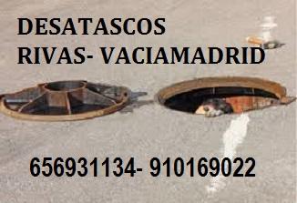 Desatascos Rivas- Vaciamadrid