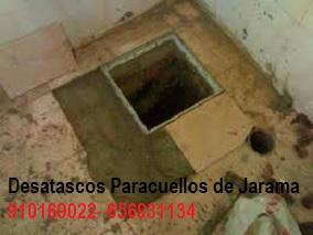 Desatascos Paracuellos de Jarama