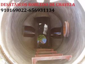 Desatascos Robledo de Chavela