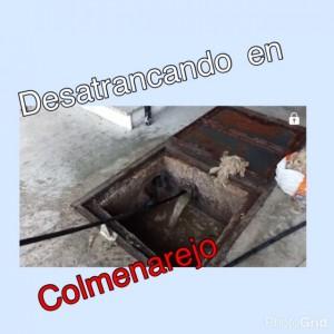 Empresa de Desatascos y desatrancos en Colmenarejo