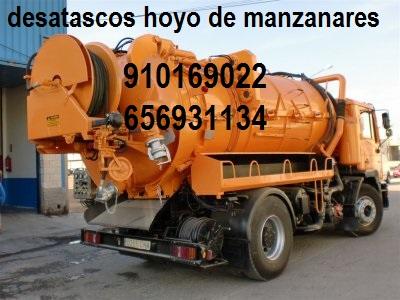 Desatascos Hoyo de Manzanares